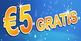 Gokken gratis 5 euro